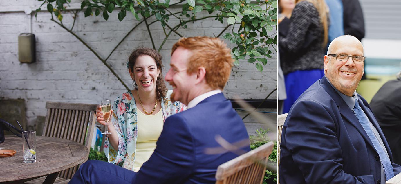 Londesborough pub wedding photography wedding guest portraits