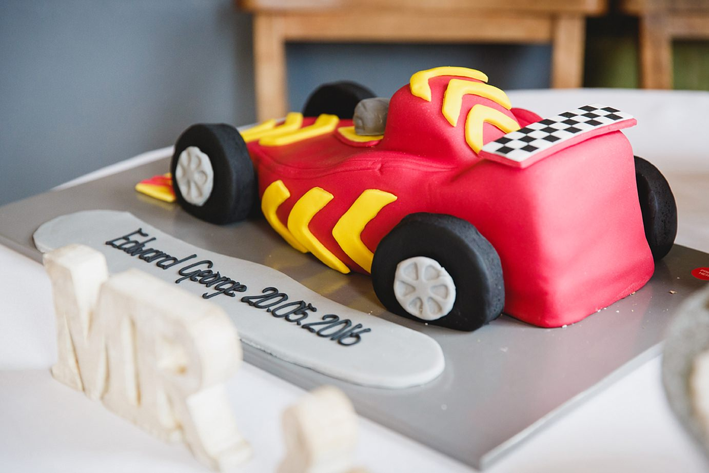 Londesborough pub wedding photography racing car wedding cake