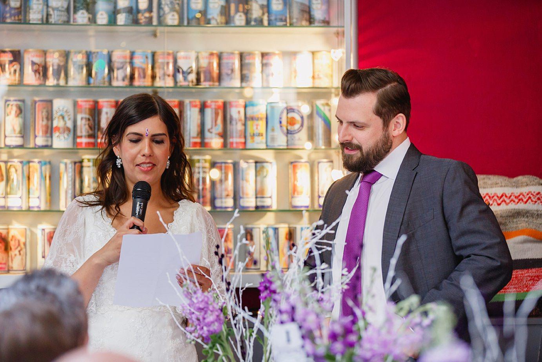 Londesborough pub wedding photography wedding speech
