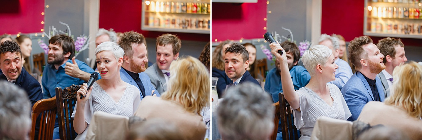 Londesborough pub wedding photography guest speeches