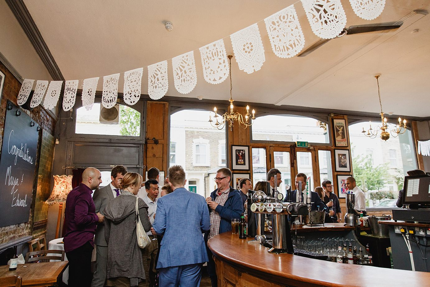 Londesborough pub wedding photography