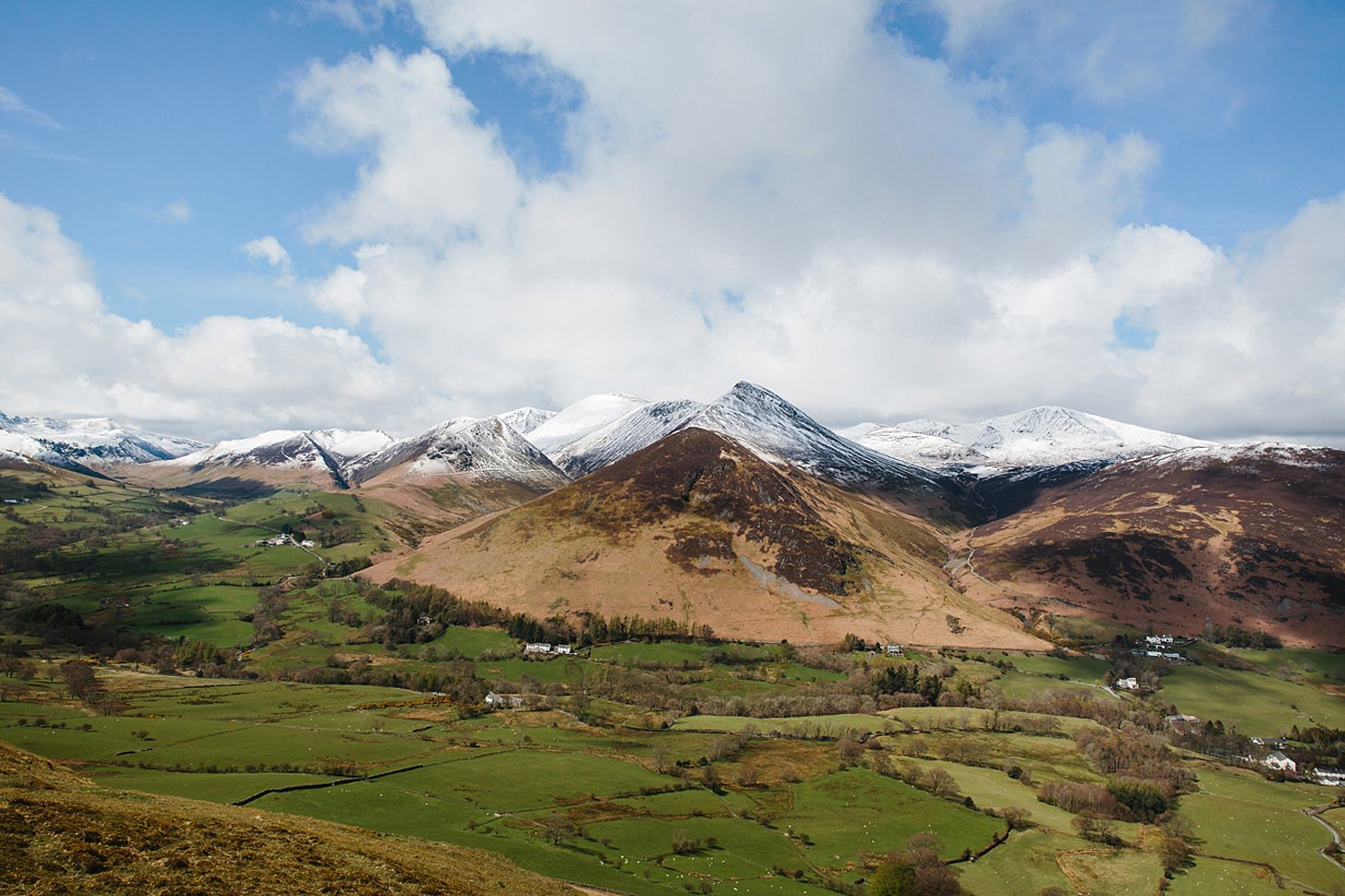 lake district travel photography countryside view