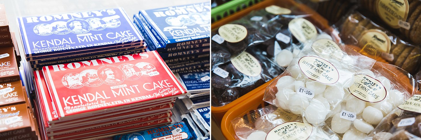 lake district travel photography local sweets