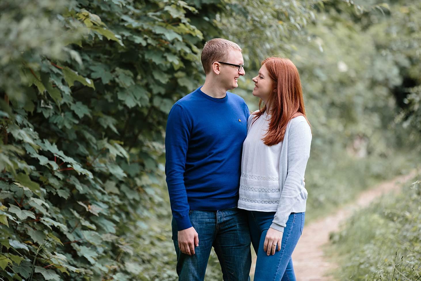 arundel engagement shoot couple