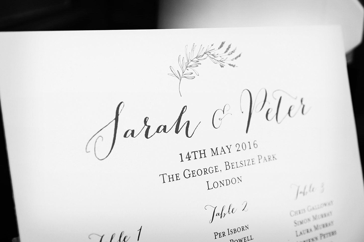 Sarah Ann Wright Belsize park wedding 007
