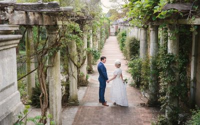 Belsize Park wedding photography at The George – Sarah & Pete's floral spring wedding