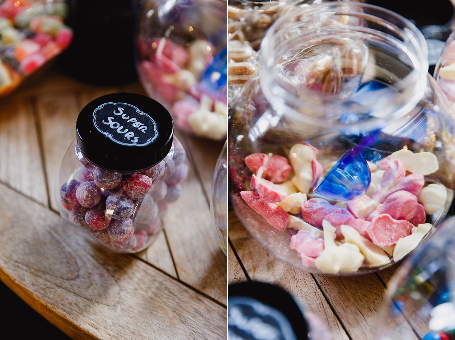 gate street barn wedding photography sweets