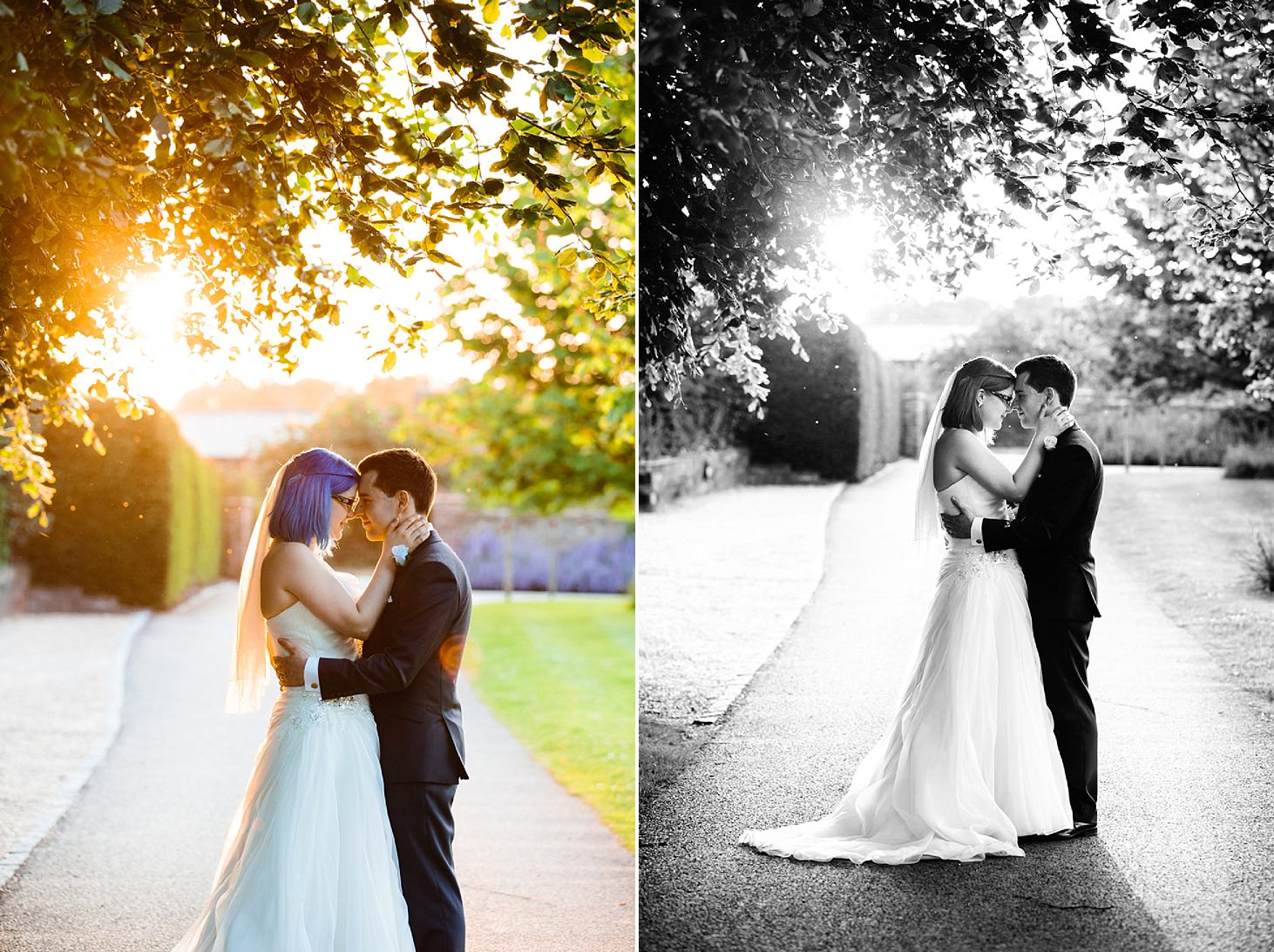 gate street barn wedding photography golden hour portrait