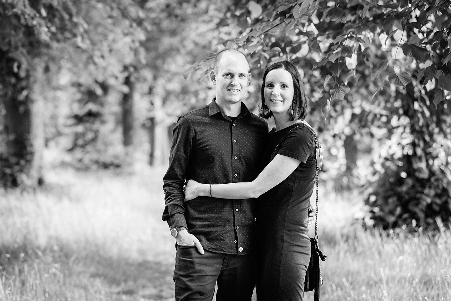 trent park engagement shoot couple shoot
