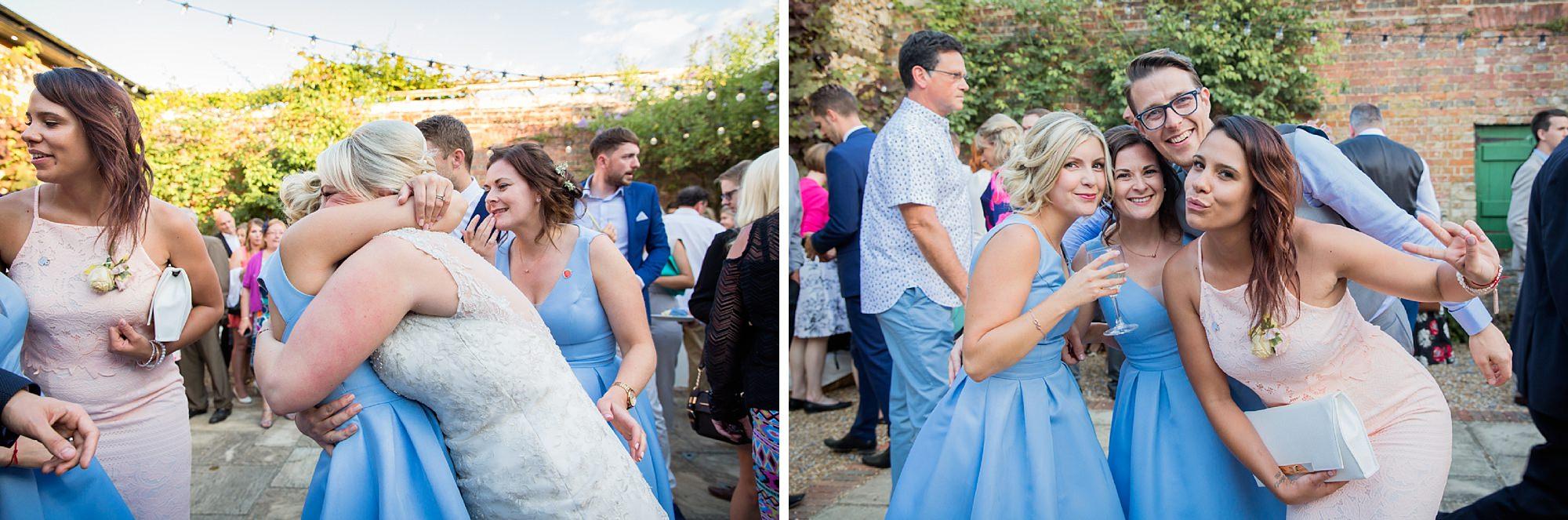 Bignor Park wedding photography fun dancing