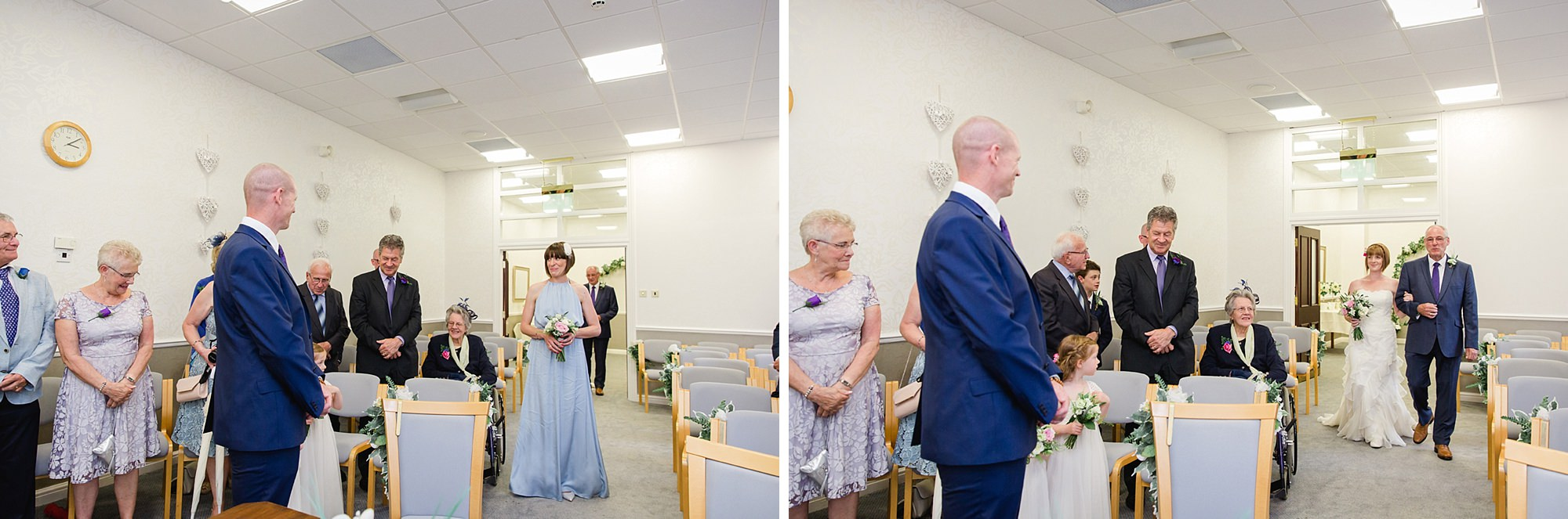 Mill House hotel wedding photography