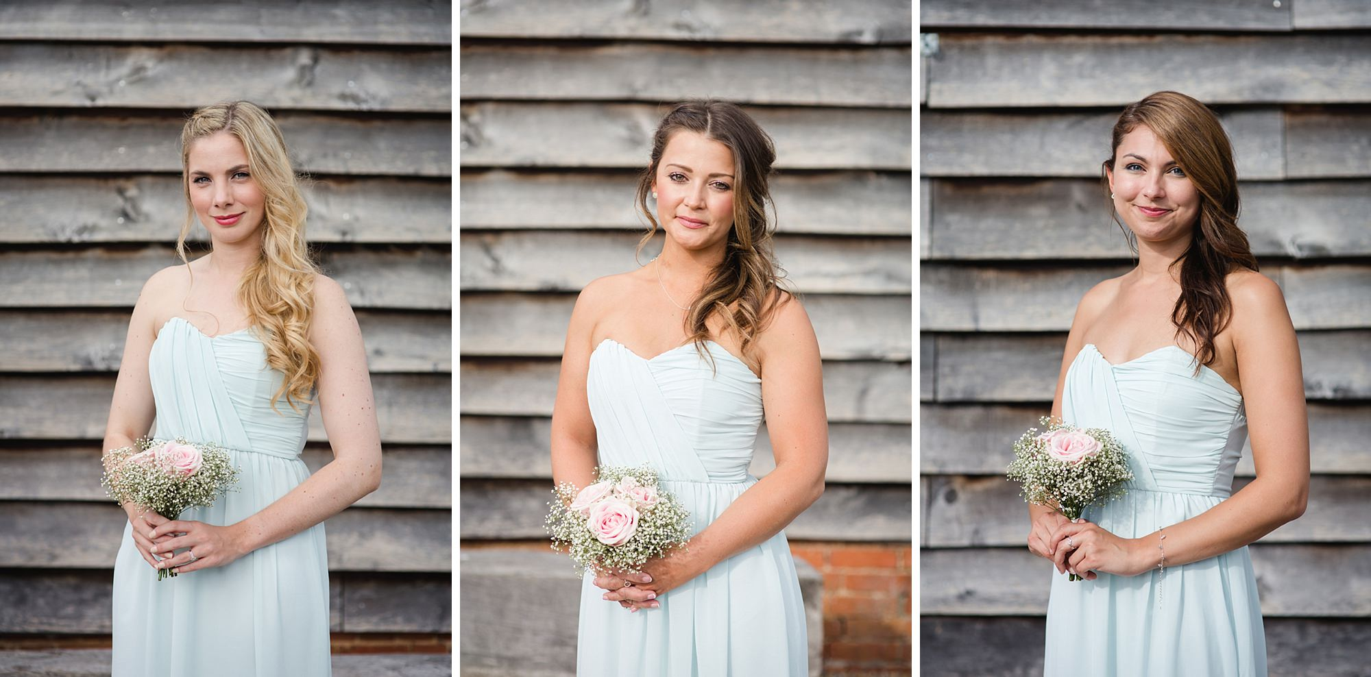 Old Greens Barn Newdigate wedding photography bridesmaids