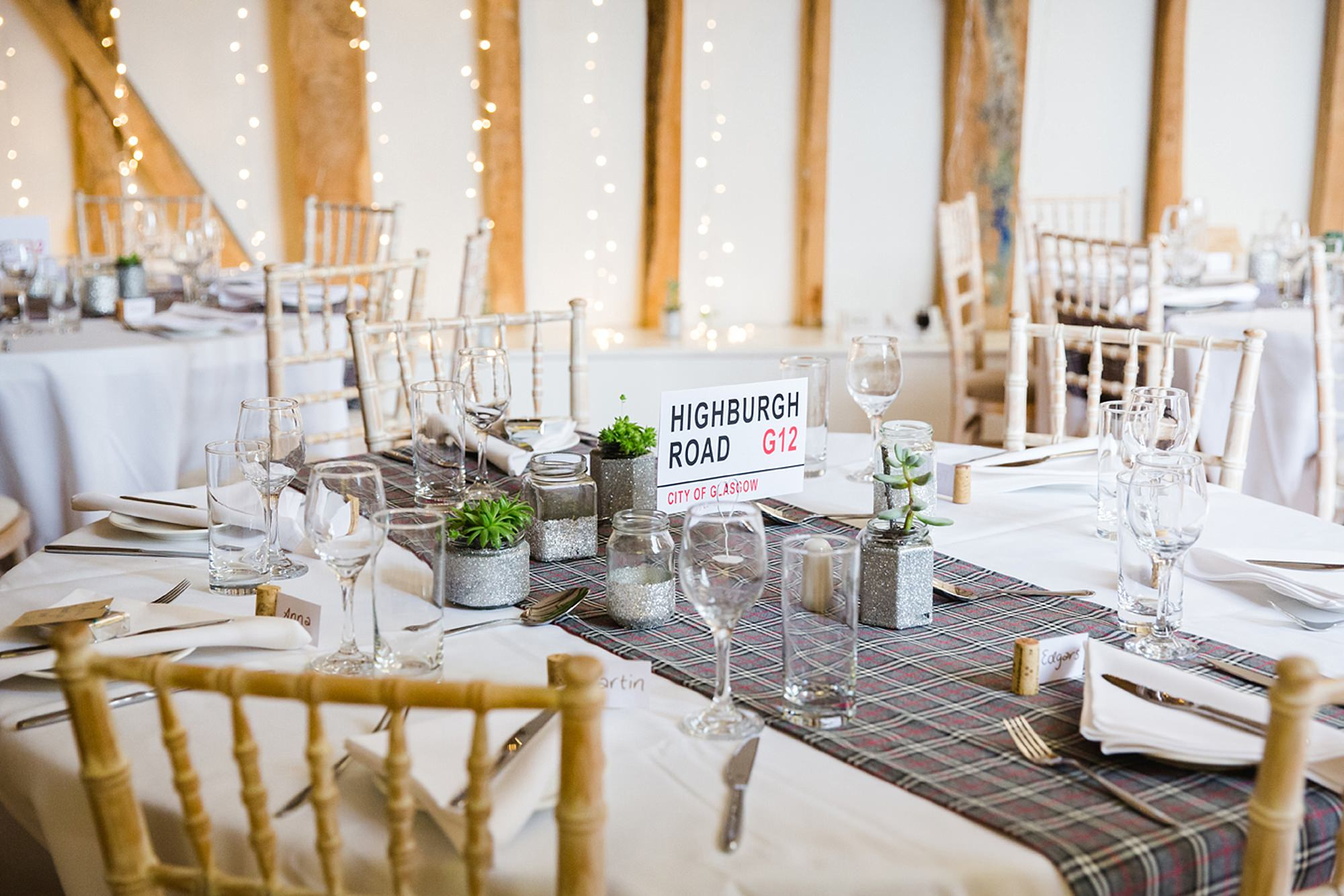 outdoor humanist wedding photography table decoration