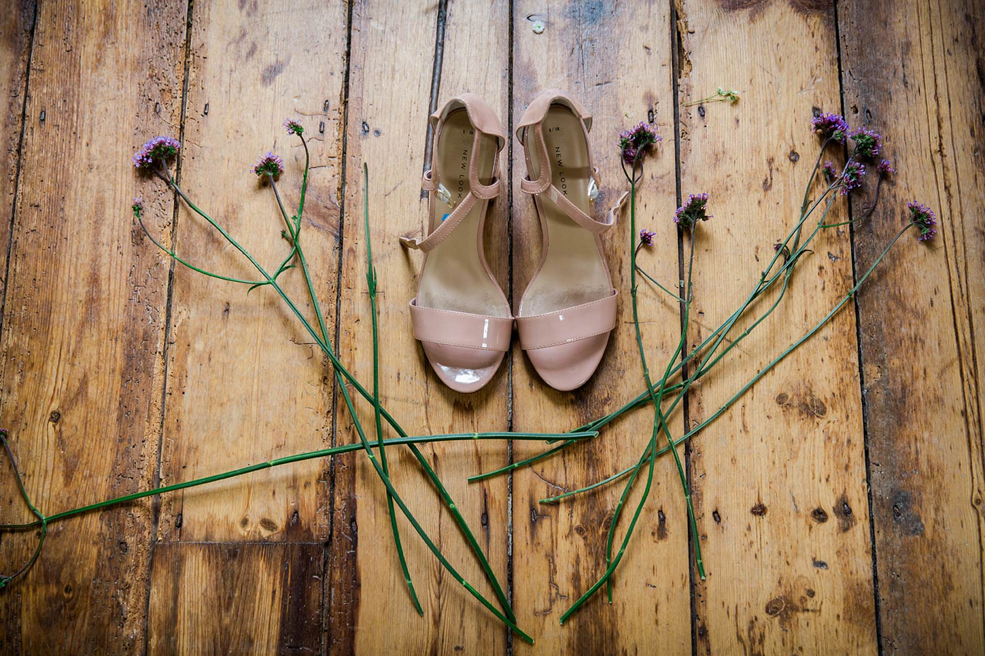 Marks Hall Estate wedding photography bridesmaids shows and flowers