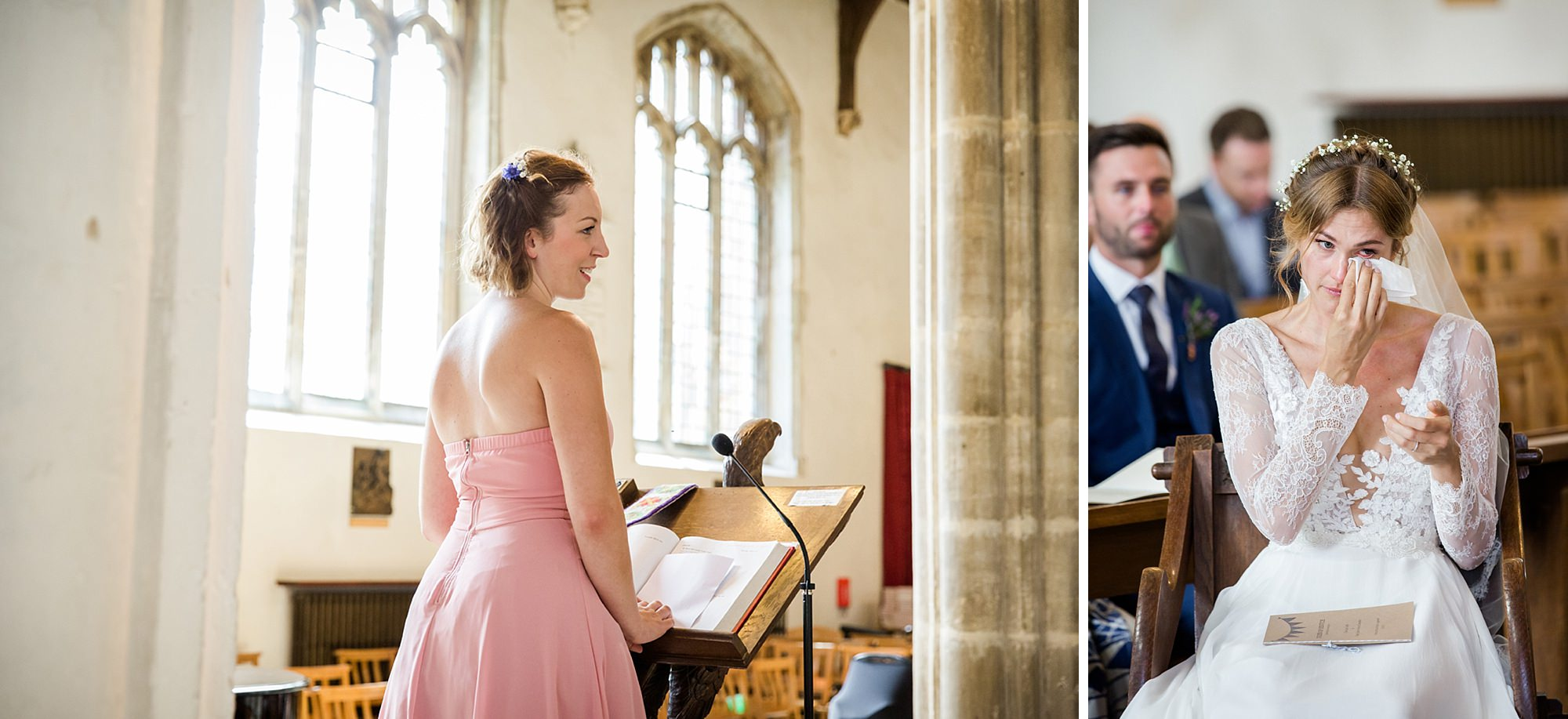 Marks Hall Estate wedding photography reading curing ceremony