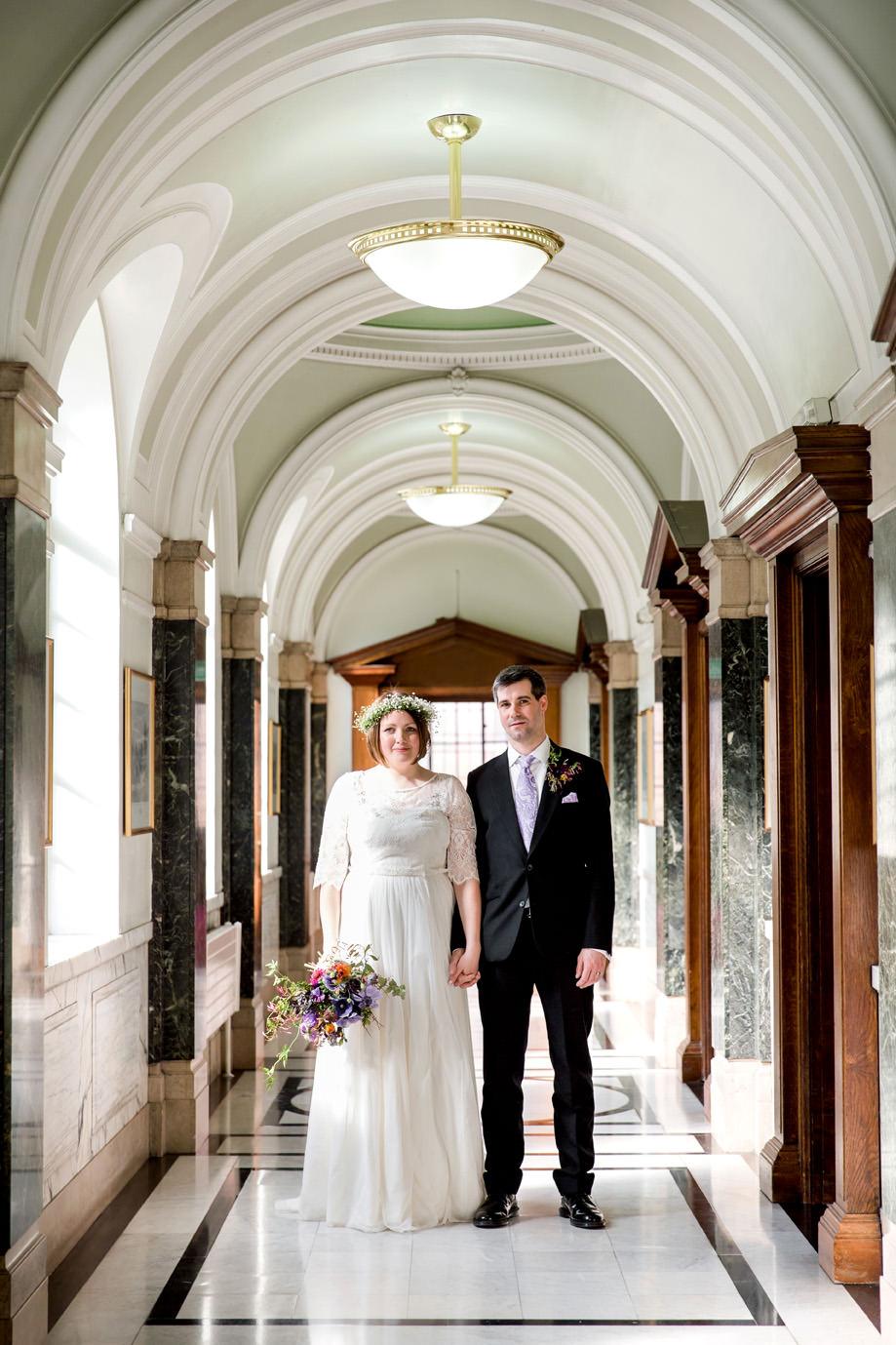 sarah ann wright islington town hall wedding 1