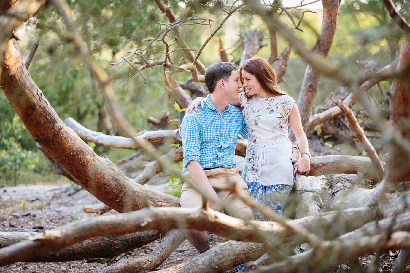 farnham engagement shoot