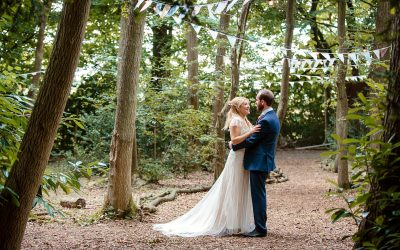 Woodland Weddings Tring – Lucy & Pete's fun swing dancing wedding