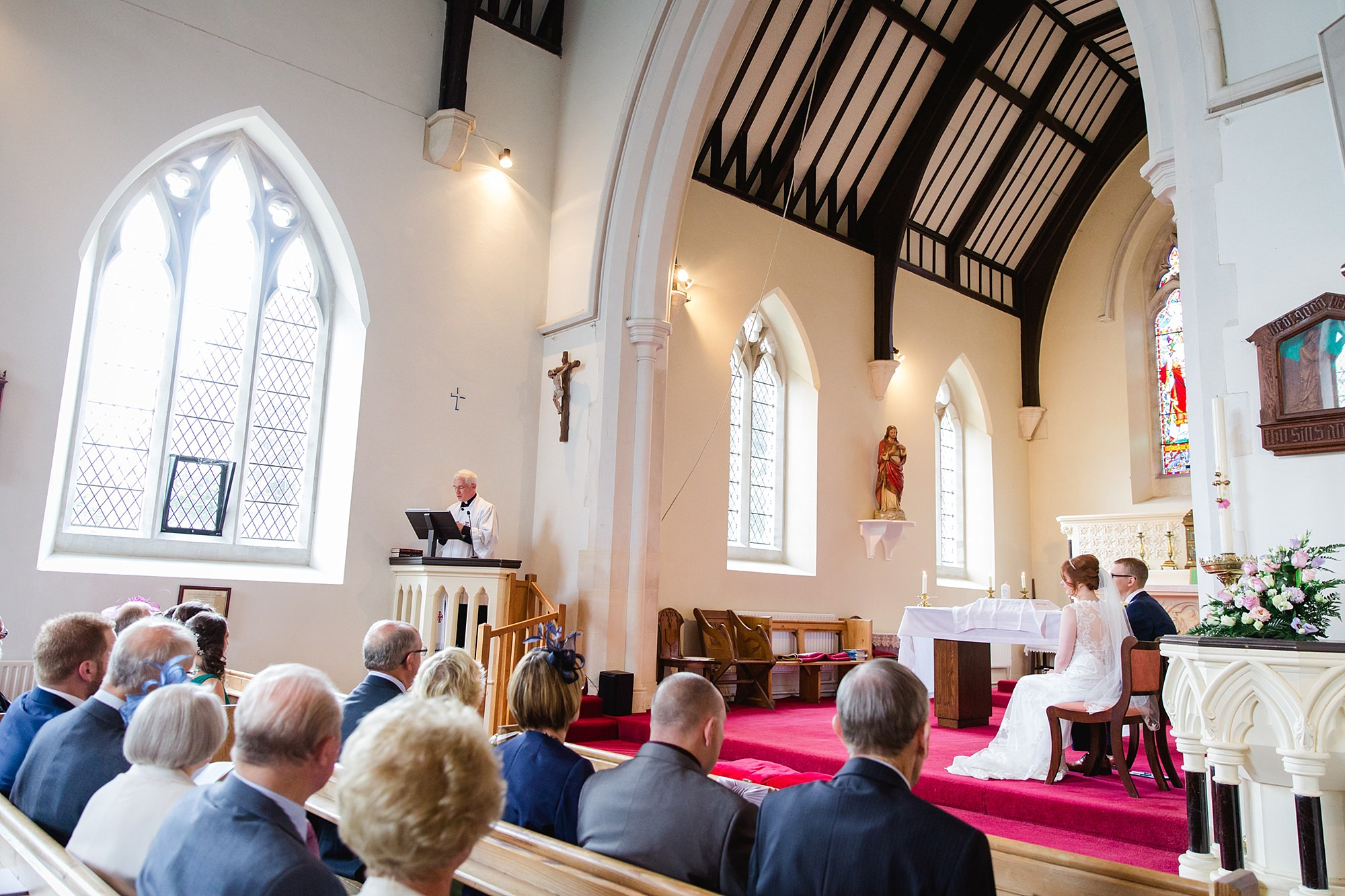 Canon Lane Chichester wedding wedding service