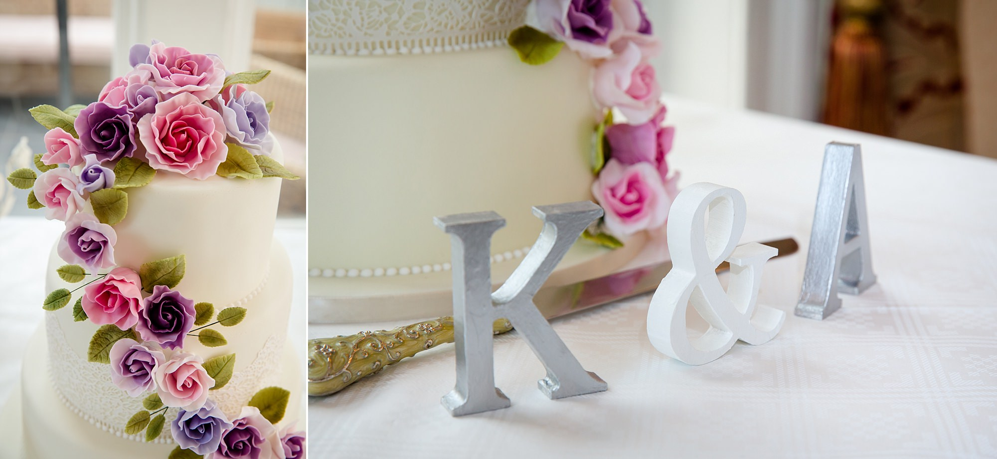 Canon Lane Chichester wedding cake