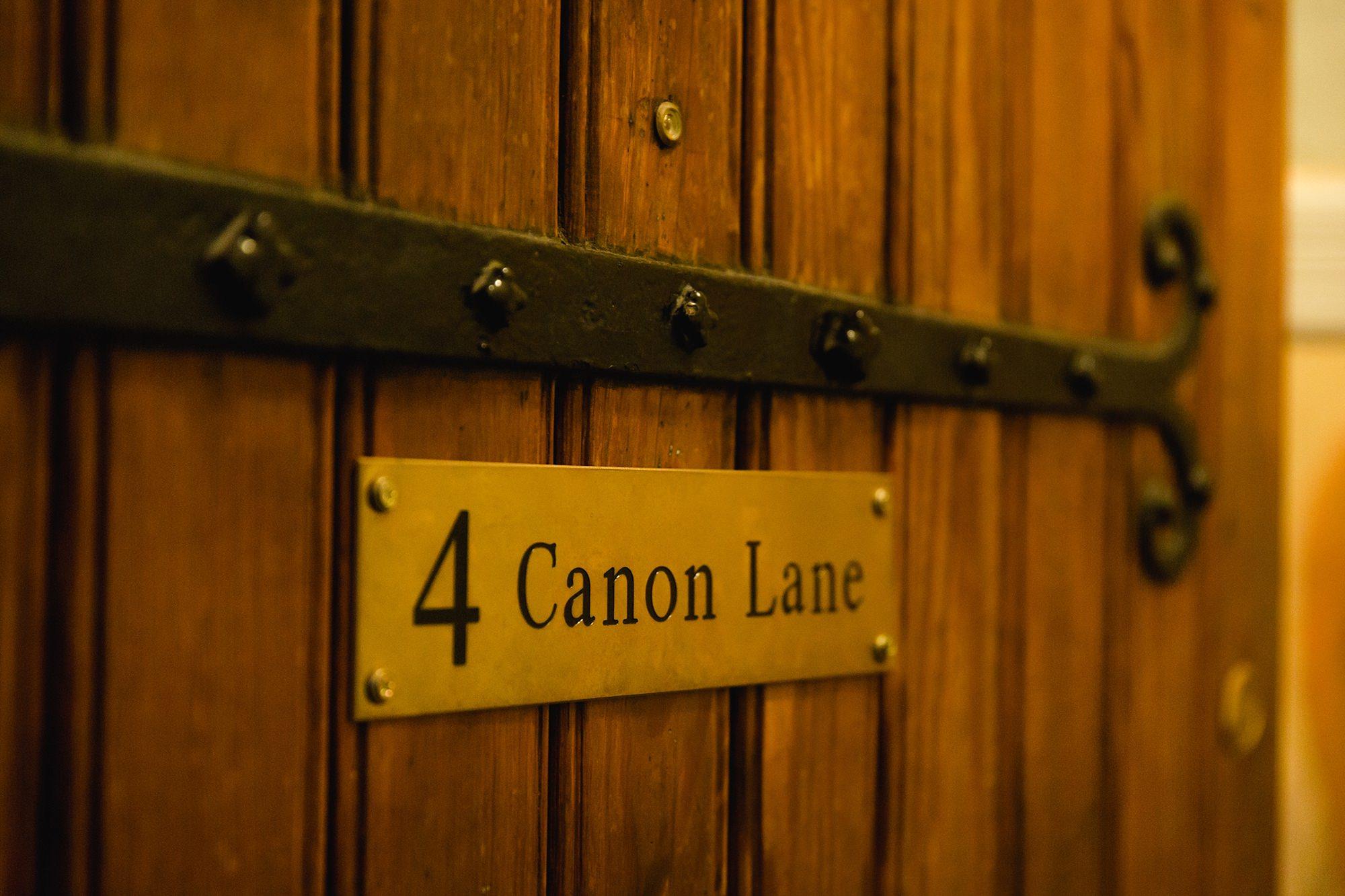 Canon Lane Chichester wedding 4 Canon Lane