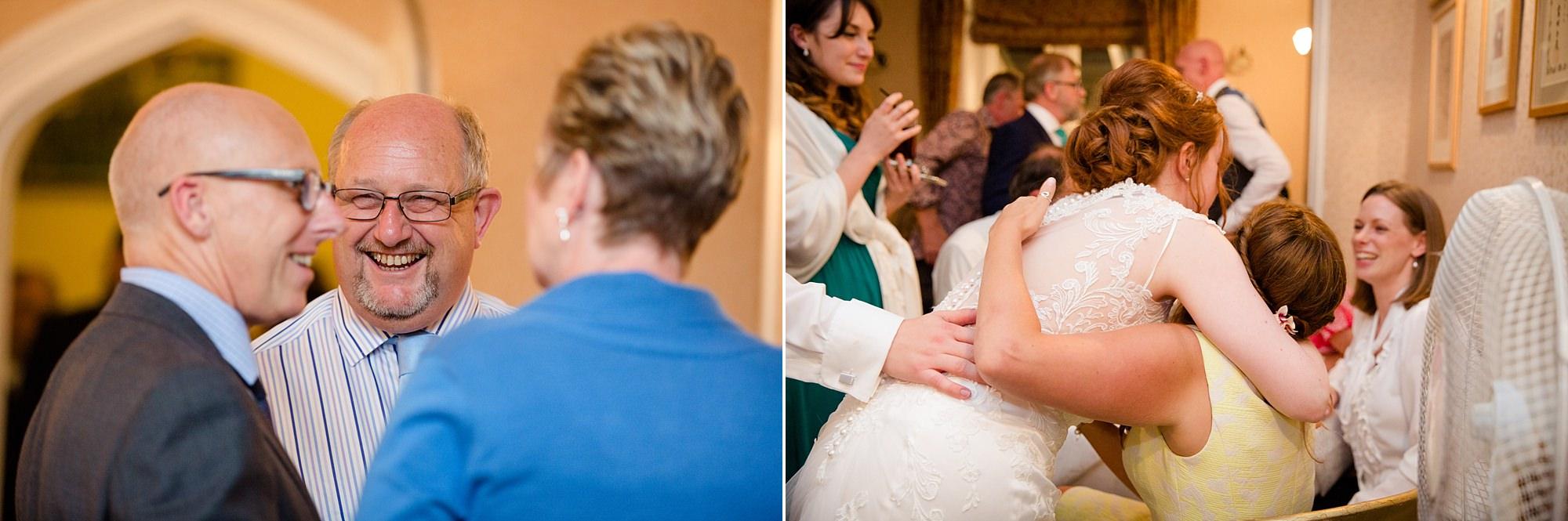 Canon Lane Chichester wedding wedding guests
