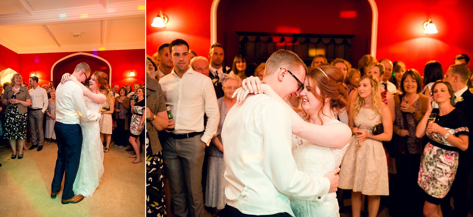 Canon Lane Chichester wedding first dance