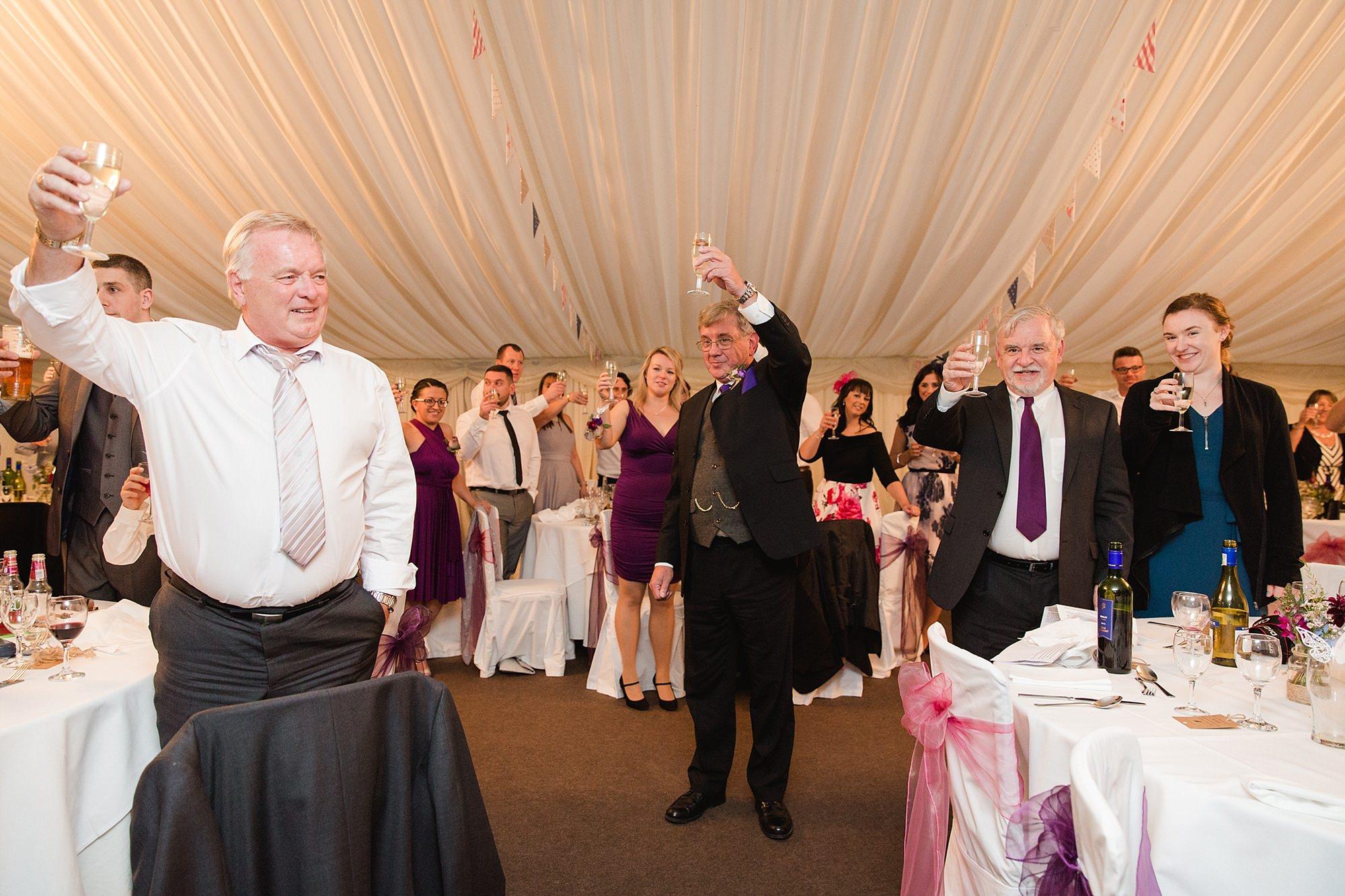 A fun wedding at last usaf father of groom toast