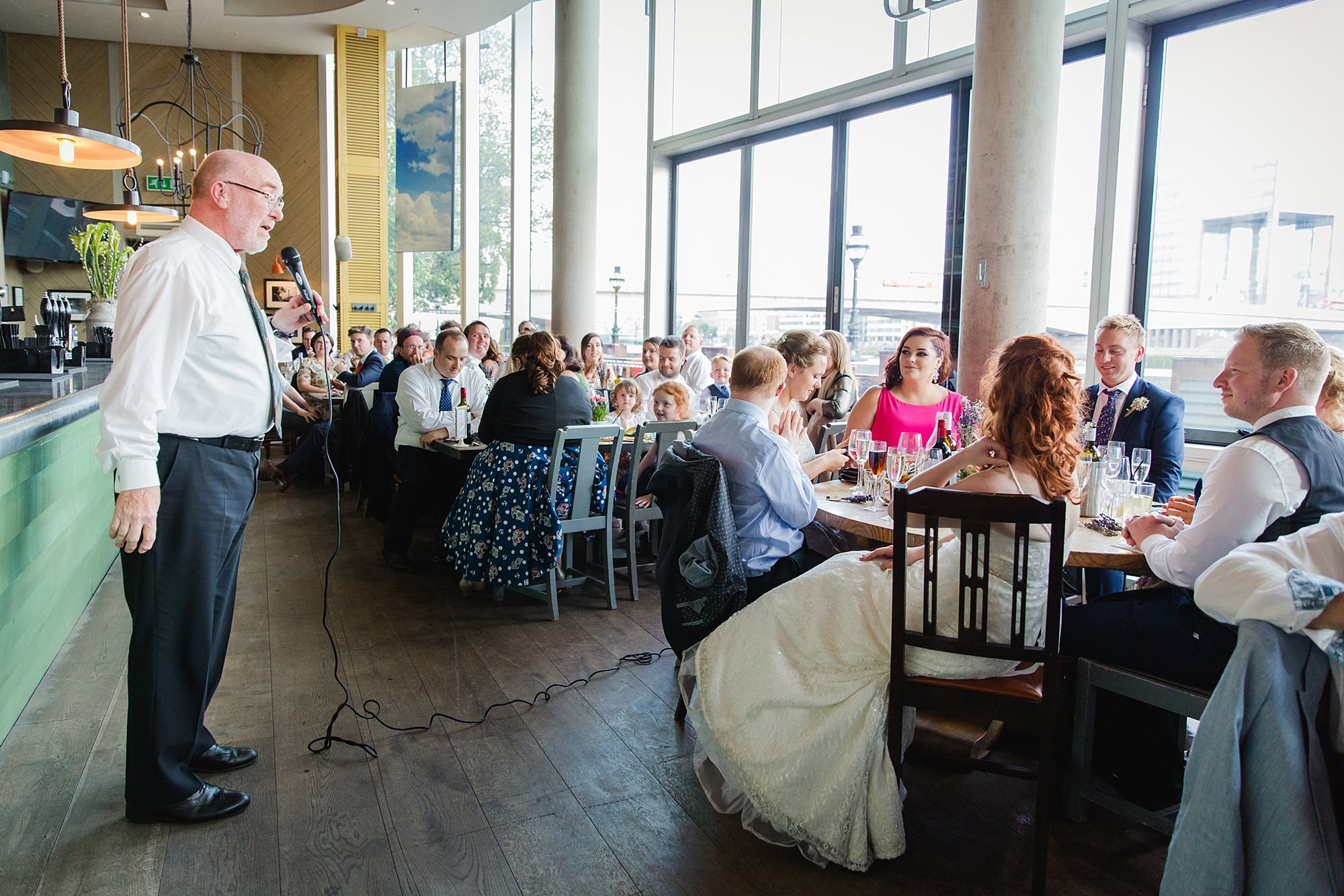 oyster shed wedding father of bride speech