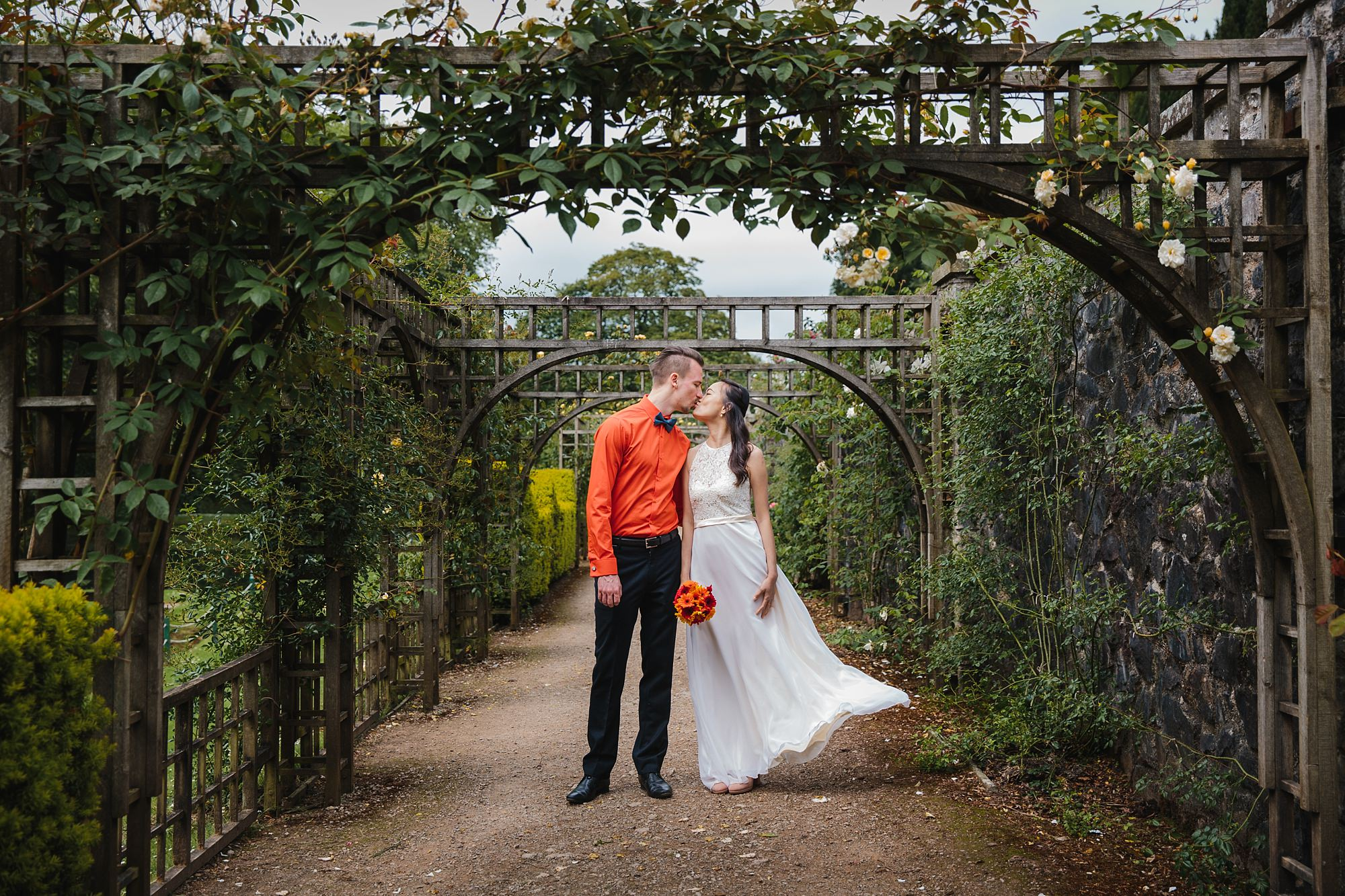 Cardiff couples shoot in st fagans