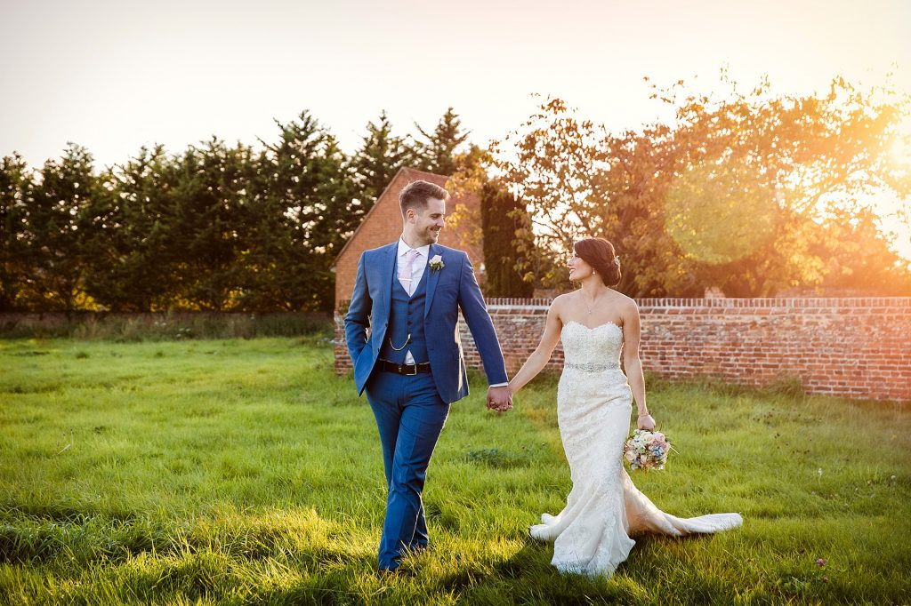 Lillibrooke Manor wedding – Vicky & Charlie's elegant countryside wedding