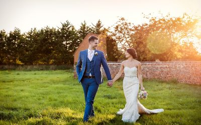 Lillibrooke Manor wedding – Vicky & Charlie's elegant countryside wedding