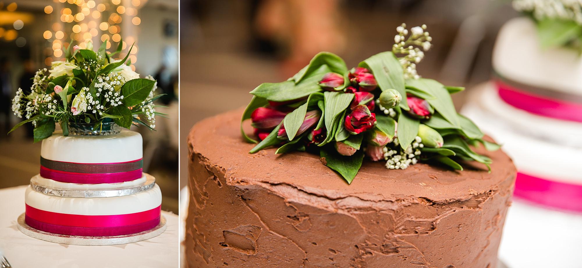 Richmond Hill Hotel wedding cakes