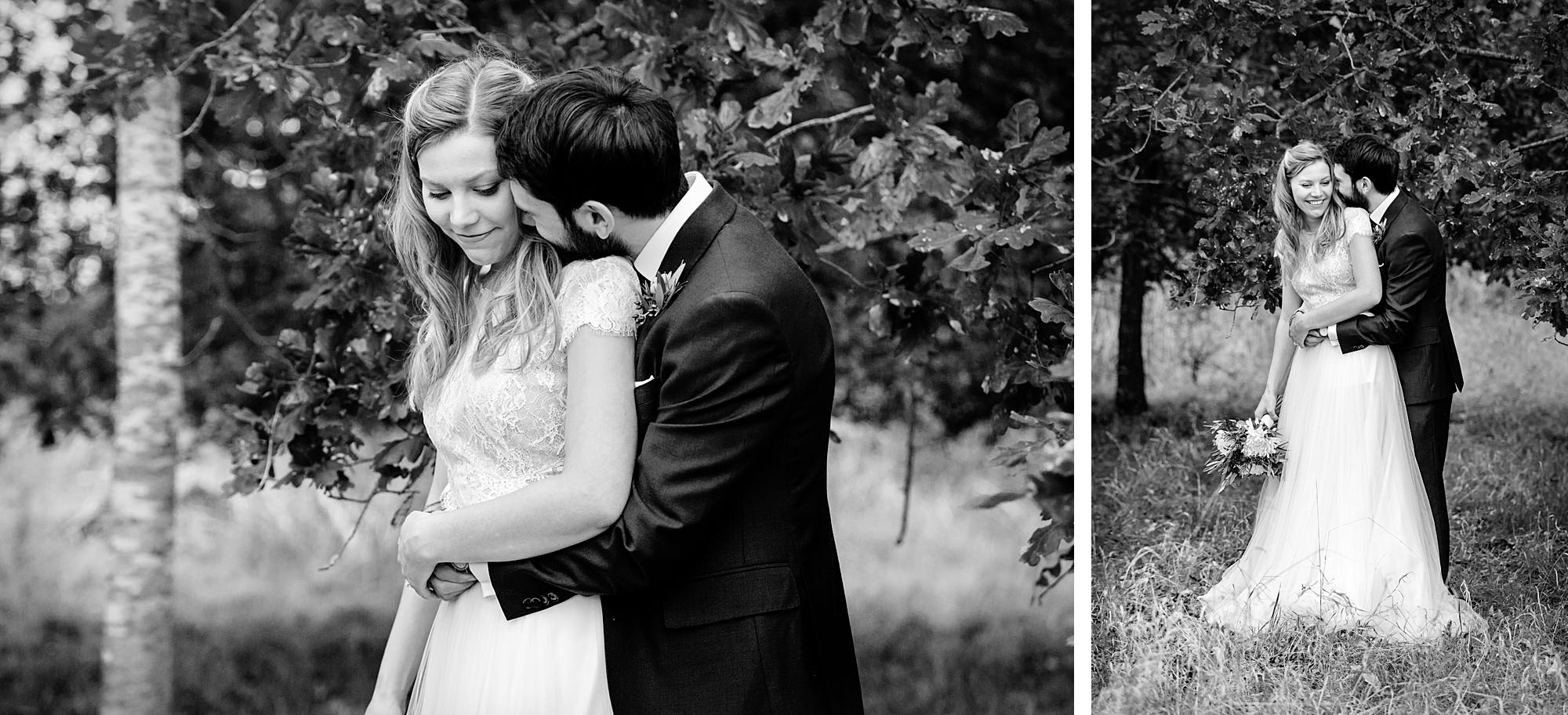 shaw house wedding groom kisses bride