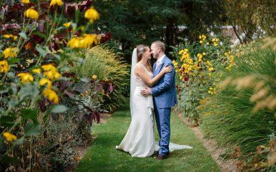 Writtle university college wedding – Annie & Rhys
