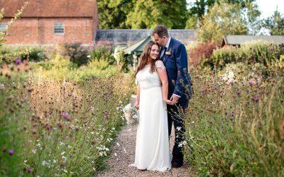 Fun outdoor wedding at Secret Garden Kent – Cassie & Josh