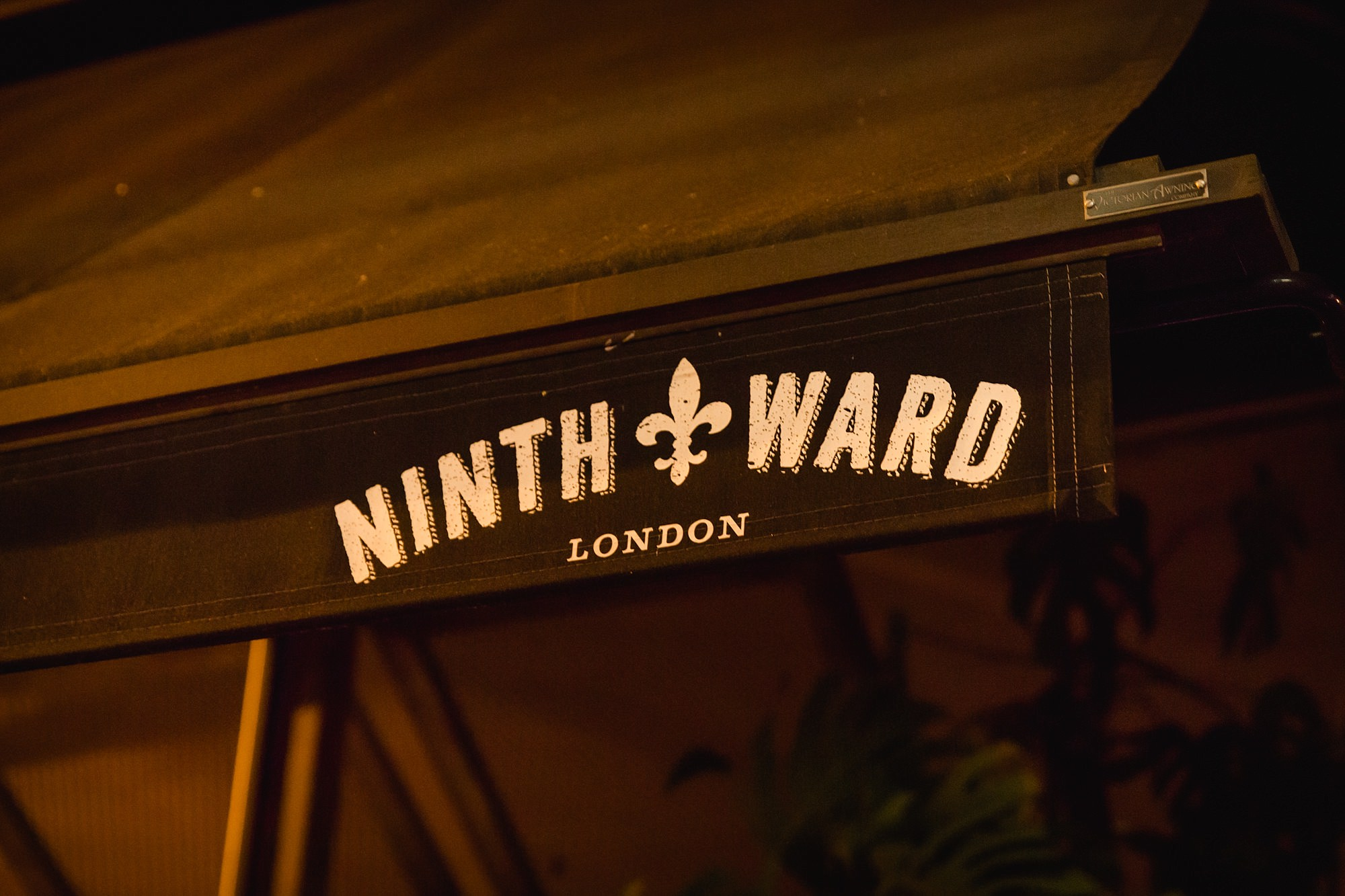Old Marylebone Town Hall wedding photography ninth ward pub sign