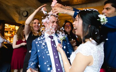 Wandsworth pub wedding – Lee & Bojan