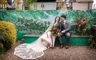 Brunel Museum Wedding – Matt & Sueleen's DIY party wedding
