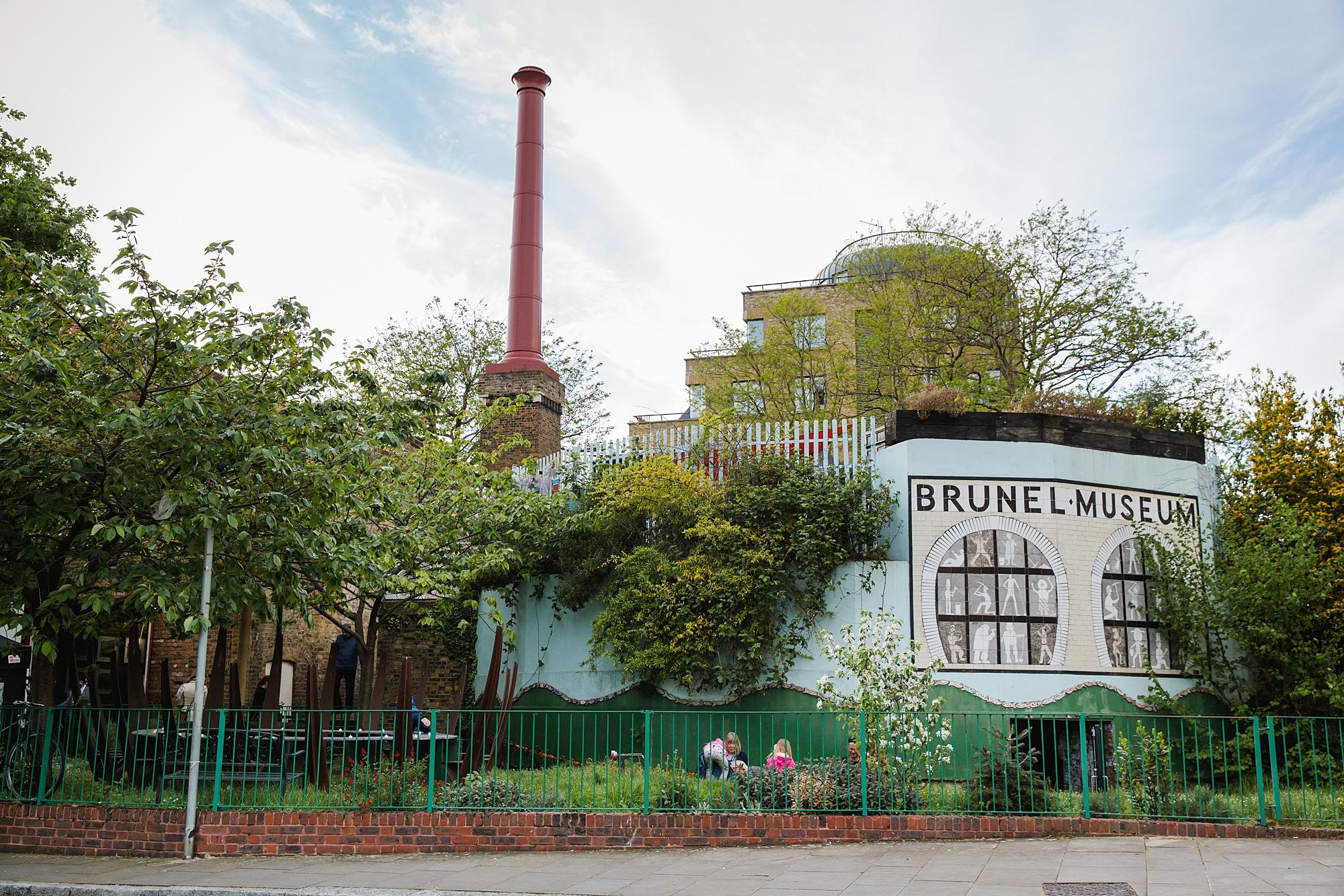 Brunel museum exterior