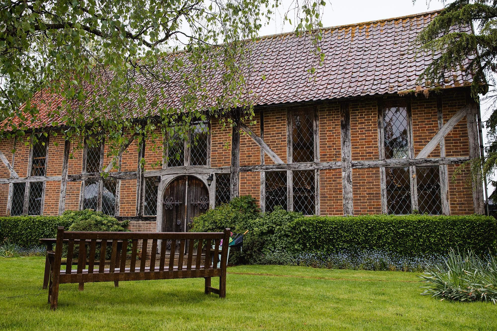 norwood Farm wedding venue barn